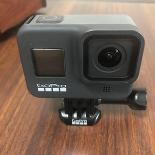 ゴープロ(GoPro)のgopro  8 hero black 国内正規品(ビデオカメラ)
