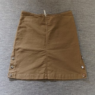 メゾンキツネ(MAISON KITSUNE')のメゾンキツネ  スカート(ひざ丈スカート)