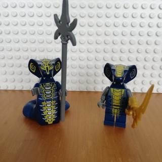 レゴ(Lego)のレゴ ニンジャゴー ミニフィグ スケールス、スリスラー(キャラクターグッズ)