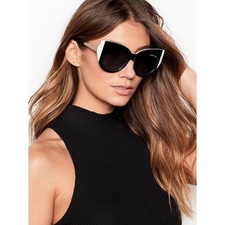 ヴィクトリアズシークレット(Victoria's Secret)のVictoria's Secret ビクトリアシークレット ツートーンサングラス(サングラス/メガネ)