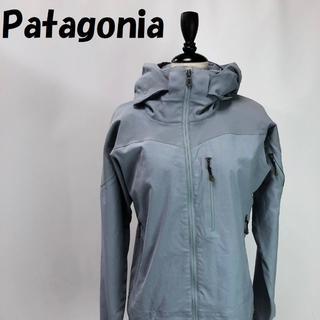 パタゴニア(patagonia)の【人気】Patagonia フード付きマウンテンパーカー サイズXS レディース(パーカー)