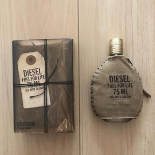 ディーゼル(DIESEL)のDIESEL 香水 Fuel For Life 75ml(香水(男性用))