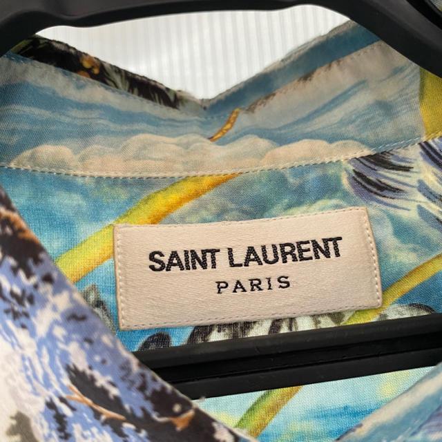 Saint Laurent(サンローラン)ののぶ様 専用 メンズのトップス(シャツ)の商品写真