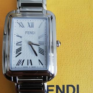 フェンディ(FENDI)のFENDI ビックフェイス 腕時計(腕時計(アナログ))