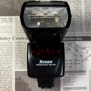 ニコン(Nikon)のNikon SPEEDLIGHT SB-700 ストロボライト(ストロボ/照明)