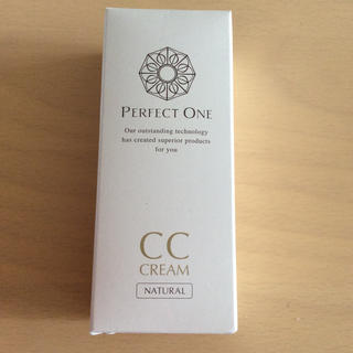 パーフェクトワン(PERFECT ONE)のパーフェクトワン  CCクリーム  ナチュラル25g   ②(CCクリーム)