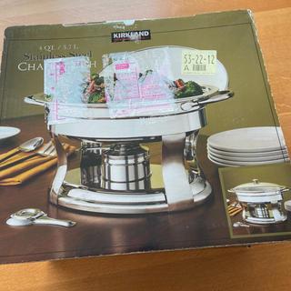 コストコ(コストコ)のコストコ KIRKLAND CHAFING DISH(調理道具/製菓道具)