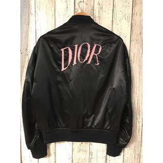 ディオールオム(DIOR HOMME)の20SS Dior HOMME ディオールオム バックロゴ ボンバージャケット (ブルゾン)