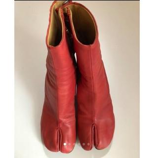 Maison Martin Margiela - Maison Margielaマルジェラ足袋ブーツ37サイズ