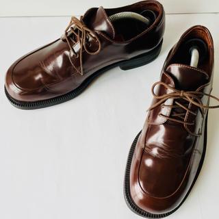Cole Haan - 【匿名配送】コールハーン 革靴 Uチップ 濃茶 24cm 除菌・消臭済み