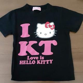 ハローキティ(ハローキティ)のHELLO KITTY  Tシャツ(Tシャツ/カットソー)