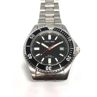FREE WAY フリーウェイ 腕時計 稼働品(腕時計(アナログ))