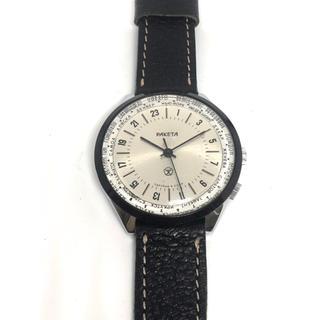 PAKETA 手巻き 腕時計 稼働品 動作確認済み(腕時計(アナログ))