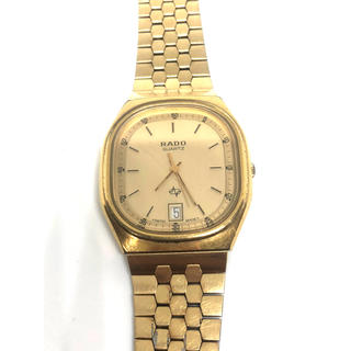 RADO ラドー 腕時計 稼働品 (腕時計(アナログ))
