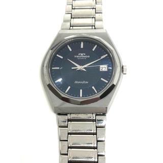 テクノス(TECHNOS)のテクノス TECHNOS メンズ 腕時計 作動確認済み(腕時計(アナログ))