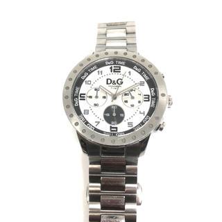 D&G  ドルチェアンドガッパーナ  腕時計  メンズ 作動確認済み(腕時計(アナログ))