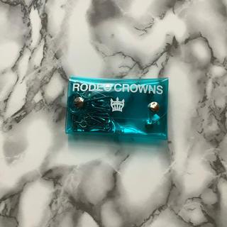 ロデオクラウンズ(RODEO CROWNS)の🍉 RODELIO CROWNS クリアキーホルダー🍉(ポーチ)