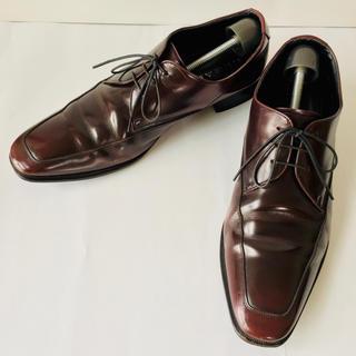 REGAL - 【匿名配送】REGAL リーガル 革靴 Uチップ 濃茶 26cm 除菌・消臭済み