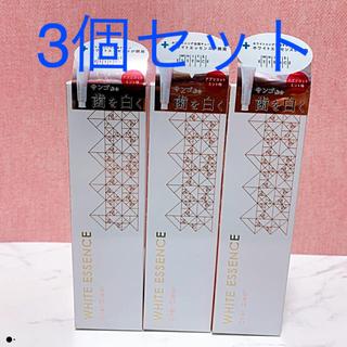 【新品未使用】歯磨き粉 ホワイトエッセンス シェールクリア3個セット(歯磨き粉)
