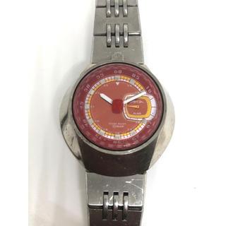 アルバ(ALBA)のALBA AKA レト腕時計 作動確認済み(腕時計(アナログ))