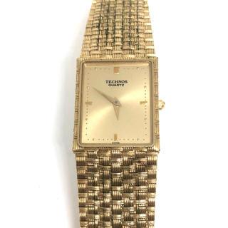 テクノス(TECHNOS)のテクノス TECHNOS  腕時計 作動確認済み(腕時計(アナログ))