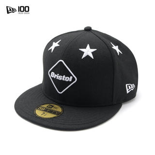 エフシーアールビー(F.C.R.B.)のF.C.Real Bristol NEW ERA 100TH EMBLEM 59(キャップ)
