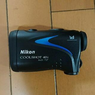 ニコン(Nikon)のニコン クールショット 40i(その他)