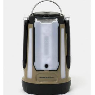 コールマン(Coleman)の アーバンリサーチ別注 コールマン クアッドマルチパネルランタン LEDライト (ライト/ランタン)
