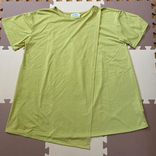 レプシィム(LEPSIM)のLEPSIM レプシィム マタニティ半袖トップス 臨月でも着れました‼︎(マタニティトップス)