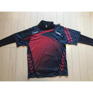ヒュンメル(hummel)のヒュンメル サッカー ジュニアプラシャツ+インナーセット HJP7103(ウェア)