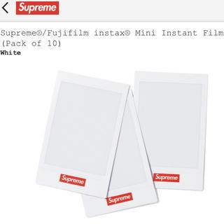 シュプリーム(Supreme)のSupreme Fujifilm instaxMini Instant Film(その他)