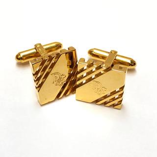 クリスチャンディオール(Christian Dior)のDior ゴールド カフリンクス(カフリンクス)