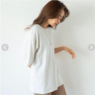 シールームリン(SeaRoomlynn)のシールームリン コットン2FACE LOOSE-T(Tシャツ(半袖/袖なし))