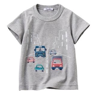 ファミリア(familiar)のファミリア 半袖Tシャツ80(Tシャツ)