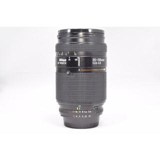 新品級 ニコン AF Nikkor 35-135mm F3.5-4.5(レンズ(ズーム))