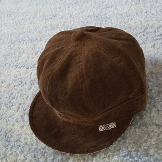 バーバリー(BURBERRY)のBURBERRY ハンチング  50cm(帽子)