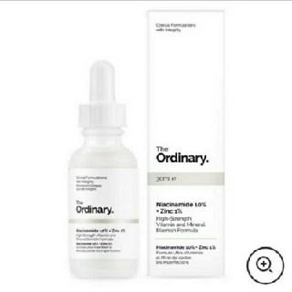セフォラ(Sephora)のThe Ordinary  ナイアシンアミド10%+亜鉛1% 30ml(美容液)
