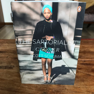 THE SARTORIALIST CLOSER (洋書)