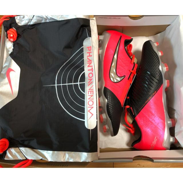 NIKE(ナイキ)のファントムヴェノム エリート FG サッカー スパイク ナイキ 27.0cm スポーツ/アウトドアのサッカー/フットサル(シューズ)の商品写真
