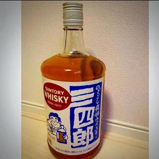 サントリー(サントリー)の希少 サントリーウイスキー 三四郎 1920ml(終売品)(蒸留酒/スピリッツ)