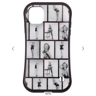 エイミーイストワール(eimy istoire)のMarilyn Monroe film 11 CASE (iPhoneケース)