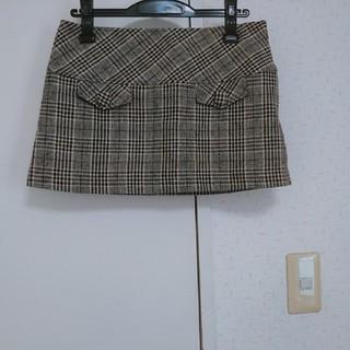 リズリサ(LIZ LISA)のLIZ LISA チェック柄スカート(ミニスカート)