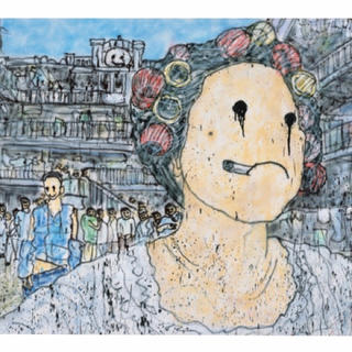 MADSAKI  ポスター Kung Fu Hustle(絵画/タペストリー)