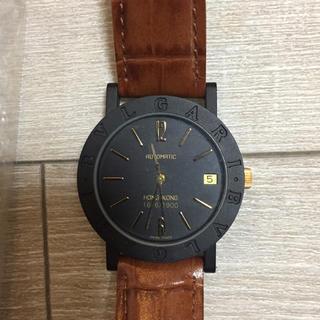ブルガリ(BVLGARI)のBVLGARI 香港限定 1900本の希少モデル 腕時計(腕時計(アナログ))