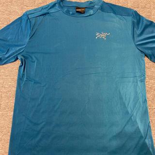 アークテリクス(ARC'TERYX)のARC'TERYX VELOX CREW SS MEN'S(Tシャツ/カットソー(半袖/袖なし))