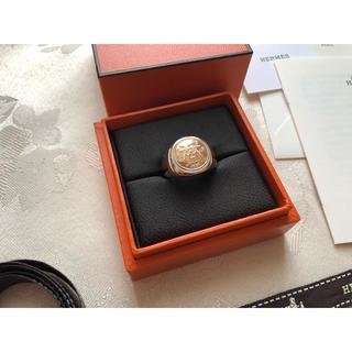 エルメス(Hermes)のエルメス エクスリブリス 指輪 リング(リング(指輪))