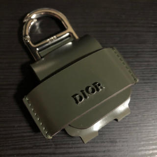 ディオール(Dior)のAirPods ケース Dior ディオール 本革(iPhoneケース)