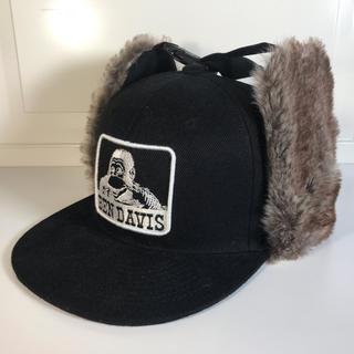 BEN DAVIS - 帽子 キャップ BEN DAVIS FLAP BB CAP  新品未使用送料無料