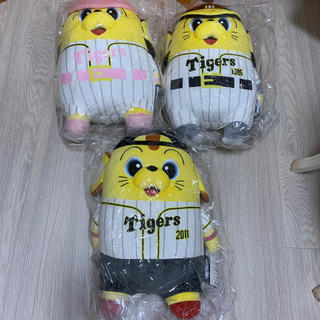 ハンシンタイガース(阪神タイガース)の阪神タイガース もちもち ぬいぐるみ(ぬいぐるみ/人形)