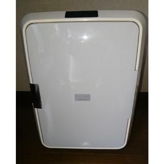 ツインバード(TWINBIRD)の2電源式ポータブル電子適温BOX容量20L(冷蔵庫)